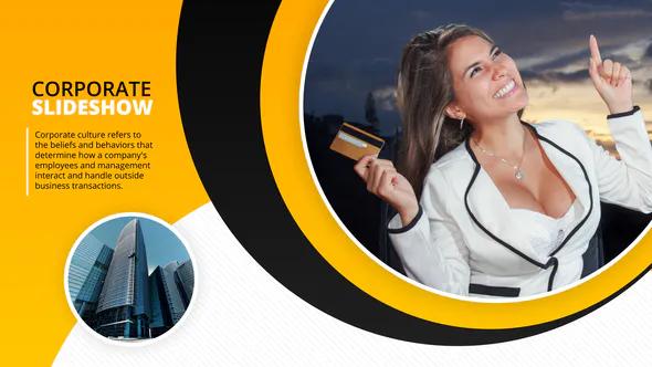 AE幻灯片模板免费下载企业公司介绍现代模块化作品集介绍